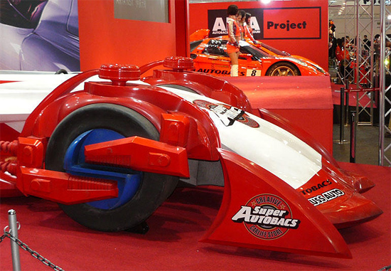 Autobacs Racing Team Aguri in Speed Racer